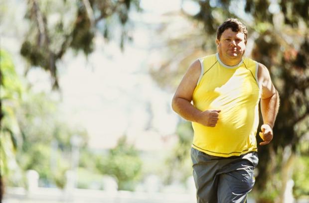 Jogging makes you fat