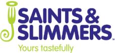 Saints & Slimmers logo