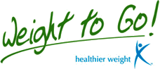 Weight to Go logo
