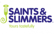 Saints & Slimmers logo